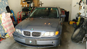 2002 BMW 3-Series Wagon e46 wagon v6 2.5L