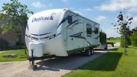 Outback 250 RS trailer
