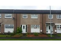 3 Bedroom Terraced House for Rent Wishaw Lyons Quadrant Available Now
