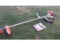 STHIL STRIMMER F5130 HEAVY DUTY ONLY USED HAND FULL OF TIMES £200 CAN DELIVER