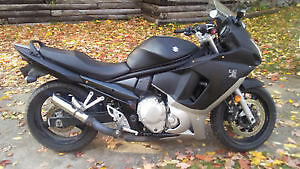 2008 gsx650f Great Deal! Priced to Sell!!