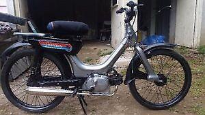 1969 Honda pc50 moped