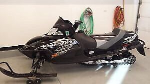 2006 arctic cat sabercat 700 with only 2700 miles