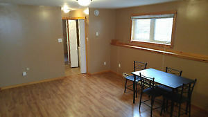 One Bedroom Apartment on MacDonald Brown heat and light included