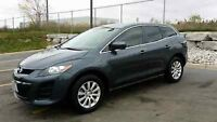 2011 Mazda CX-7 SUV with Luxury Package