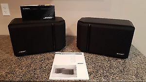 BOSE 201 Speakers (Like New)