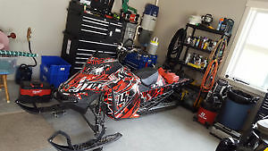 REDUCED! 2014 Skidoo Summit X 163 TURBO!!