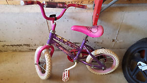 "Girls 12.5"" Bike"