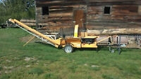 Range Road 2500 Firewood Processor