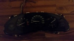 Gauge Cluster out of 2003 Buick Regal