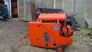 PORTABLE 300000 BTU HERMAN NELSON GAS HEATER GAS FIRED $1000