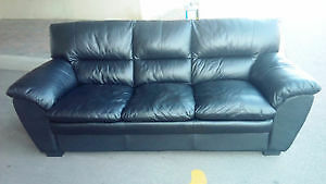 Leon's Leather couch
