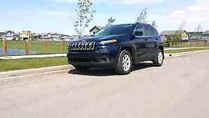 Well Treated! 2014 Jeep Cherokee