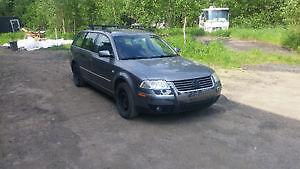 Passat wagon 1.8T 2003