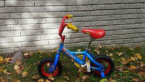 Sesame Street Elmo bike