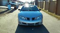 2004 Pontiac Sunfire low mileage