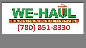 CHEAP SAME DAY FULL SERVICE JUNK REMOVAL & DUMPSTER BIN RENTAL