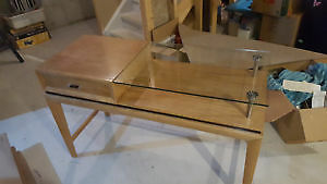 Retro-modern Couch table and two side tables $100 Kitchener / Waterloo Kitchener Area image 1