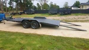 For Hire... Car Trailer... Kemps Creek... $40/4hrs Kemps Creek Penrith Area Preview