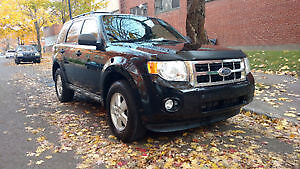 2009 Ford Escape XLT VUS 4 cylindres