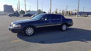 2008 Lincoln Town Car Sedan