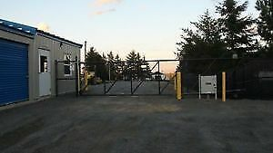 Irishtown Self Storage RV - Travel Trailer Outside Parking
