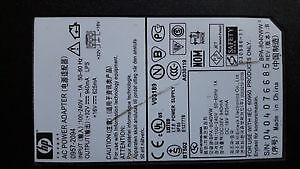 HP AC ADAPTER, model #0957-2094, for HP Printer Cambridge Kitchener Area image 2
