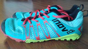 Chaussure sport jogging - Inov Trail Roc 150 - Femmes-9,5