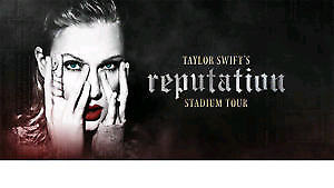 Taylor Swift Reputation Tour Tickets - Rogers Centre Toronto