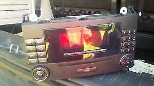 2006-2011 Mercedes b200 radio