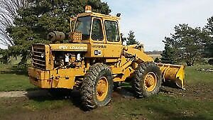 Hough H50C Wheel Loader