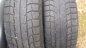 !!! COOPER WINTER SNOW TIRES FOR SALE 215-60-15-$50.00 !!!
