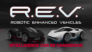 ***Mint Condition Robotic Enhanced Vehicles (R.E.V)***