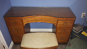 Solid Wood Makeup Table FOR SALE