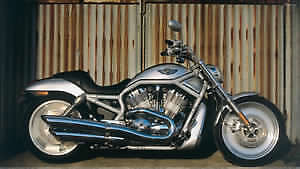 Amazingly clean 2003 100th Aniversary VRod