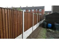 Garden fencing installation & supply job 100% quality visit our website