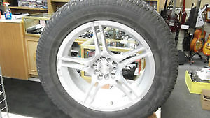 "SPEEDY RIMS AND AVALANCH  TIRE SET ""UNIVERSAL BOLT"""