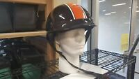 Orange Stripe Helmet $69.99