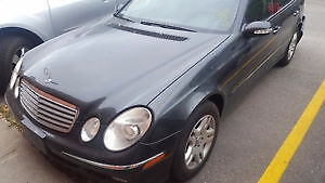 2003 Mercedes Benz E320 C Class - Part Out / Parting Out