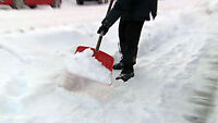 SNOW SHOVELING, RESIDENTIAL, SUB CONTRACT BASIS