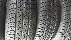 195/75R14 Set of 2 Motomaster Used Free Inst.&Bal.75%Tread Left