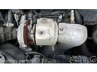 VAUXHALL CORSA D ASTRA 1.3 CDTI TURBO CHARGER FROM 2012 A13 DTC ENGINE LOW MILES BREAKING LIMITEDS