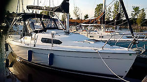 HUNTER 306 SAILBOAT FOR SALE