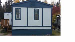 UPDATED 144 Takhini Trailer Park  - 3 Bed/2 Bath 1987 Mobile