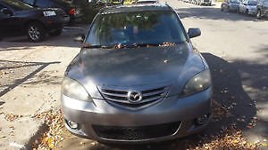 2005 MAZDA3 s Hatchback - 3250 $ PRIX NEGOCIABLE