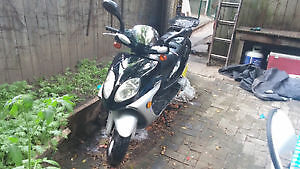 Good Condition 2009 Saigon Scooter - MUST GO NOW