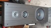 KENWOOD JL-555 Three way speakers