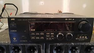 JVC AMP WORKS GREAT CHRISTMAS GIFT ?