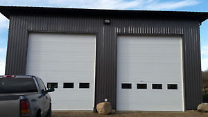 Brand New Heated Shop Bay For Rent
