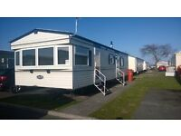 LAST SECOND BOOKINGS !!! TRECCO BAY 8 BERTH CARAVAN
